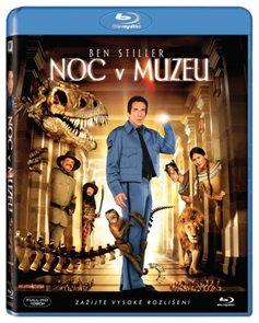 Noc v muzeu Blu-ray