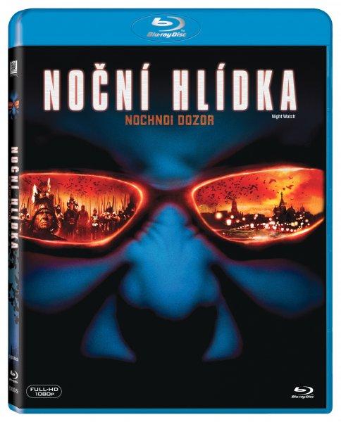 Noční hlídka Blu-ray - Timur Bekmambetov - 13x17 cm