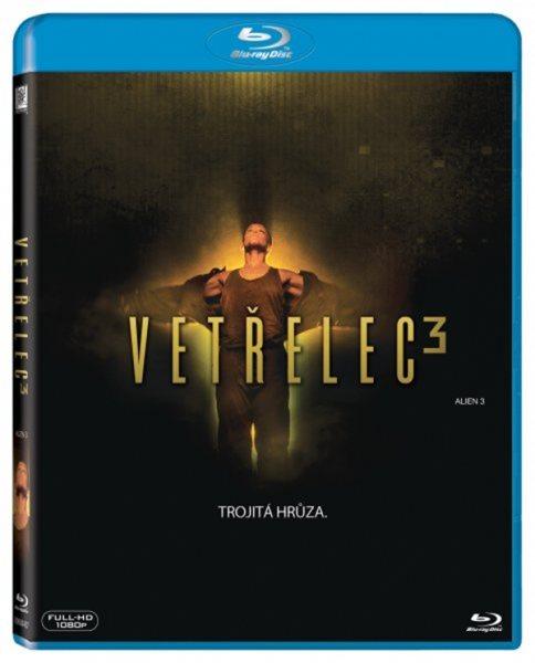 Vetřelec 3 Blu-ray - David Fincher - 13x17 cm