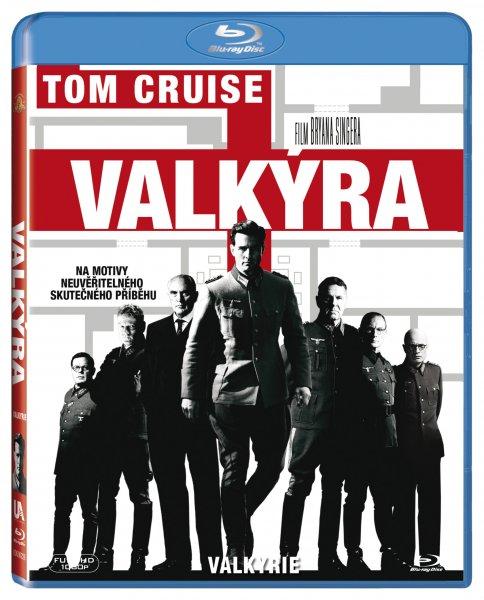 Valkýra Blu-ray - Bryan Singer - 13x17 cm