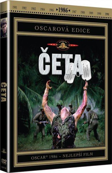 DVD Četa - Oliver Stone - 13x19 cm