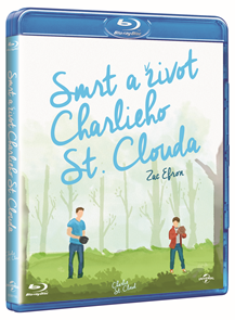 Smrt a život Charlieho St. Clouda Blu-ray