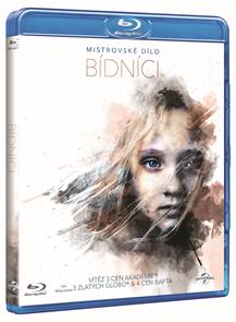 Bídníci Blu-ray