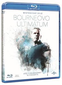 Bourneovo ultimátum Blu-ray