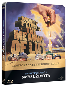 Monty Pythonův smysl života Blu-ray Steelbook