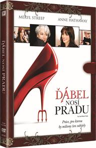 DVD Ďábel nosí Pradu