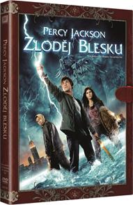 DVD Percy Jackson: Zloděj blesku