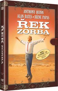 DVD Řek Zorba
