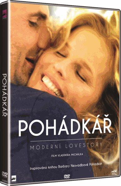 DVD Pohádkář - Vladimír Michálek - 13x19 cm