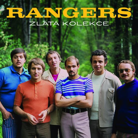 CD Rangers - Zlatá kolekce - Rangers - 13x14 cm