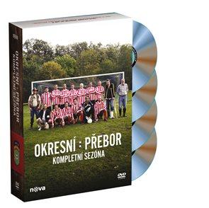 DVD Okresní přebor - Kompletní sezóna