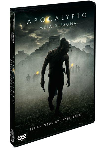 DVD Apocalypto - Mel Gibson - 13x19 cm