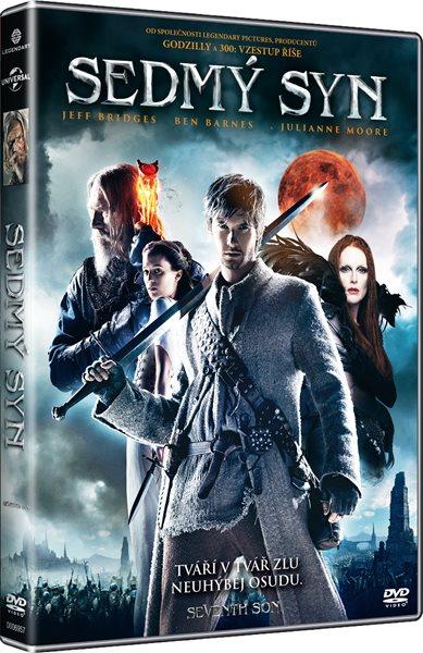 DVD Sedmý syn - Sergej Bodrov - 13x19 cm
