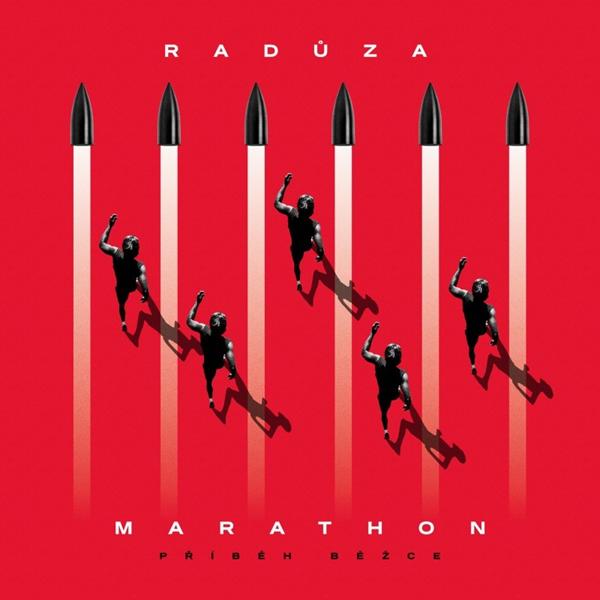 CD Radůza - Maraton, příběh běžce - 13x14 cm
