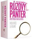 DVD Růžový panter - kolekce 5 filmů
