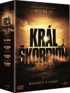 DVD Král Škorpion - Kolekce 4 filmů