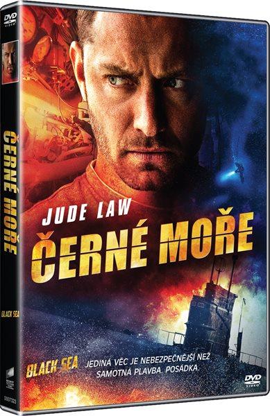 DVD Černé moře - Kevin Macdonald - 13x19 cm