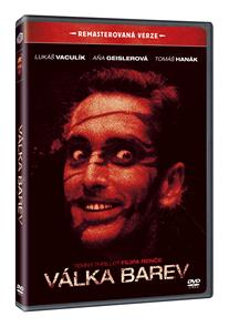 DVD Válka barev (remasterovaná verze)