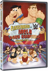 DVD Flintstoneovi & WWE: Mela doby kamenné