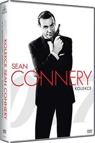 James Bond - kolekce Sean Connery na 6 DVD