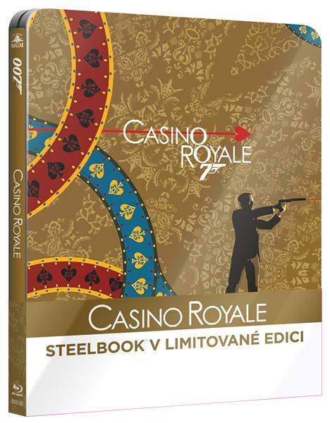 Casino Royale Blu-ray - Martin Campbell - 14x17 cm