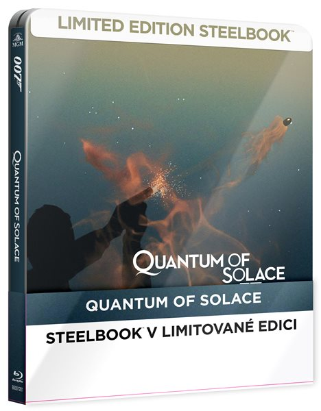 Quantum of Solace Blu-ray - Marc Forster - 14x17 cm