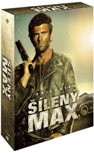DVD Šílený Max Kolekce - 13x19 cm