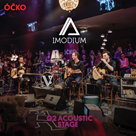 CD Imodium - G2 Acoustic Stage