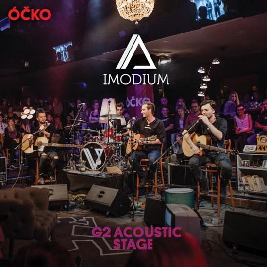 CD Imodium - G2 Acoustic Stage - neuveden - 14x13 cm