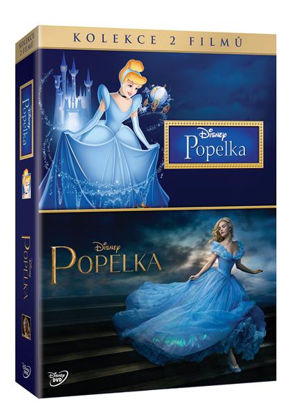 DVD Popelka kolekce - 13x19 cm