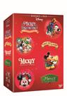 Mickey Vánoční kolekce 4 DVD