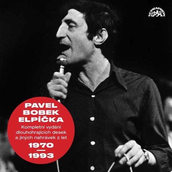 Pavel Bobek : Elpíčka 8 CD - Bobek Pavel - 13x14 cm