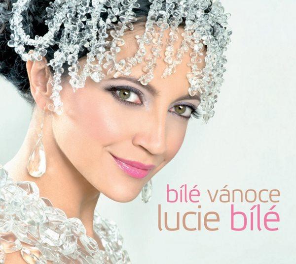 CD Lucie Bílá: Bílé Vánoce - Bílá Lucie - 13x14 cm