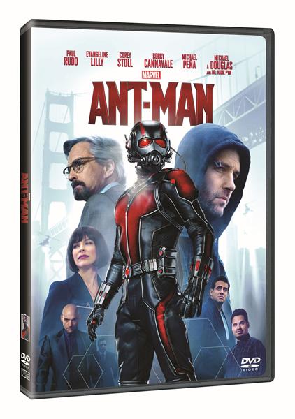 DVD Ant-Man - Peyton Reed - 13x19 cm