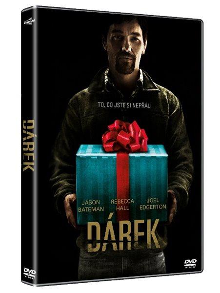 DVD Dárek - Joel Edgerton - 13x19 cm