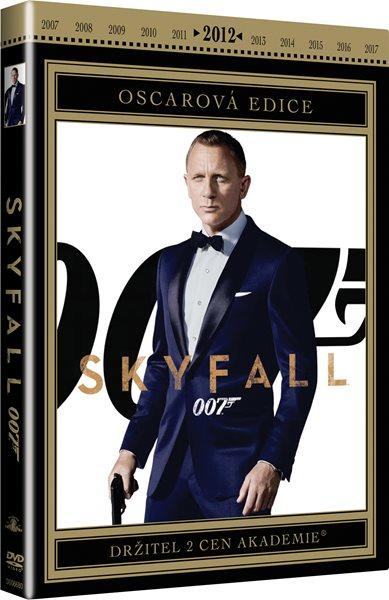 DVD Skyfall - Sam Mendes - 13x19 cm