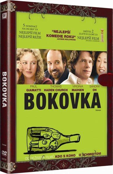 DVD Bokovka - Alexander Payne - 13x19 cm