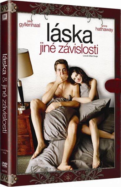 DVD Láska a jiné závislosti - Edward Zwick - 13x19 cm