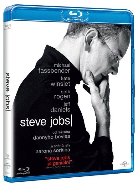 Steve Jobs Blu-ray - Danny Boyle - 13x17 cm