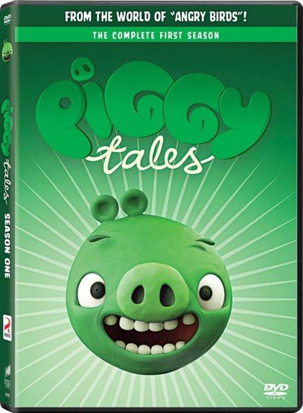 DVD Angry Birds : Prasátka 1. série, Sleva 67%