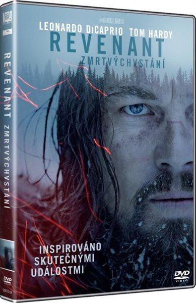 DVD Revenant: Zmrtvýchvstání