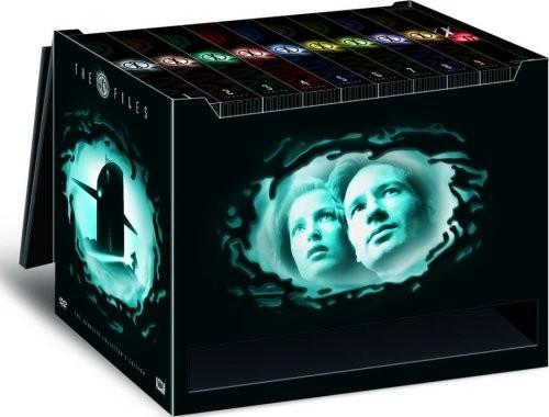 Akta X: Sezóny 1-10 Kolekce DVD, Doprava zdarma