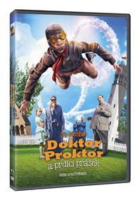DVD Jo Nesbø: Doktor Proktor a prdící prášek