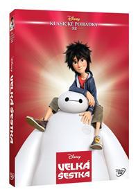 DVD Velká šestka - Edice Disney klasické pohádky