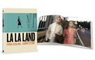 La La Land Blu-ray - mediabook - minimalistická edice