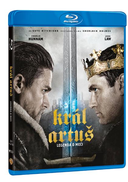 Král Artuš: Legenda o meči Blu-ray, Sleva 10%
