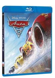 Auta 3 Blu-ray