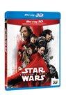 Star Wars: Poslední z Jediů 3 Blu-ray  (3D+2D+bonusový disk)
