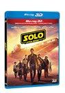 SOLO: STAR WARS STORY 3Blu-ray 3D+2D - bonus disk