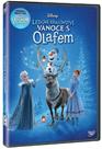DVD Ledové království: Vánoce s Olafem